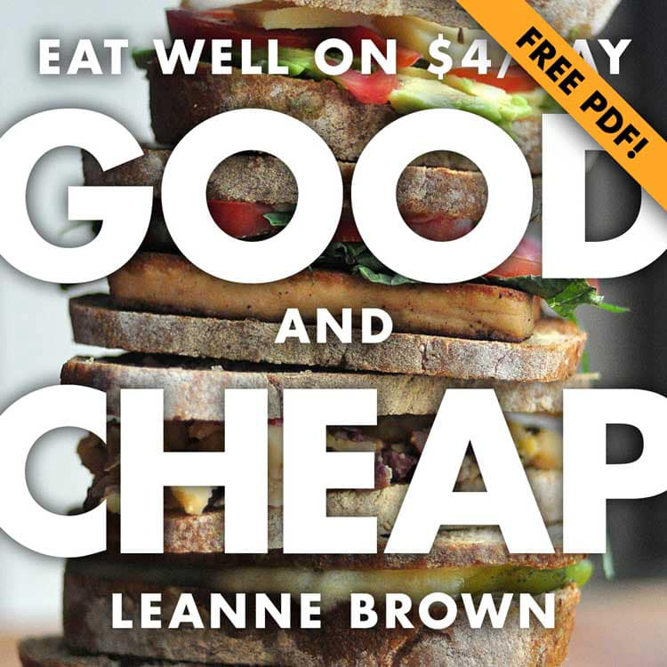 Cookbooks Leanne Brown