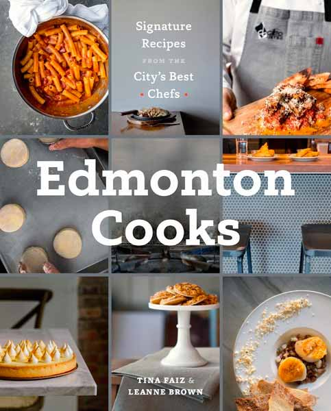 Edmonton Cooks Book Restaurants