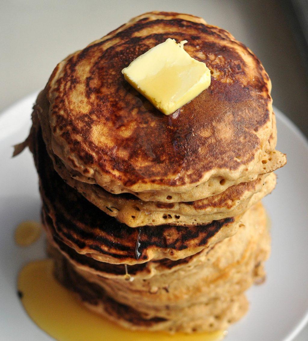 Banana Pancakes Recipe Leanne Brown