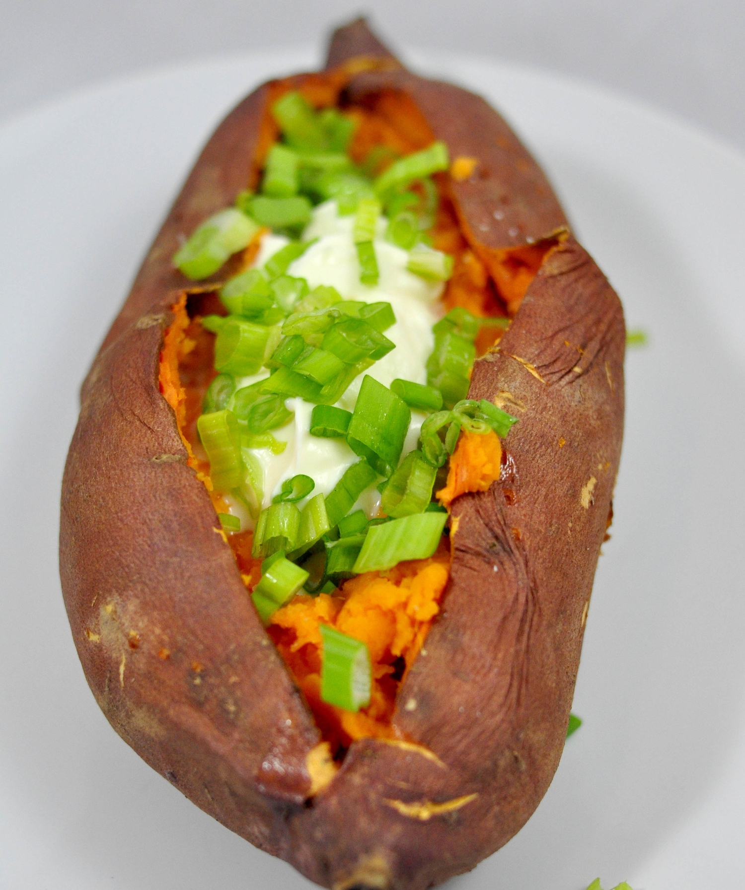 Jacket Sweet Potatoes Recipe | Leanne Brown