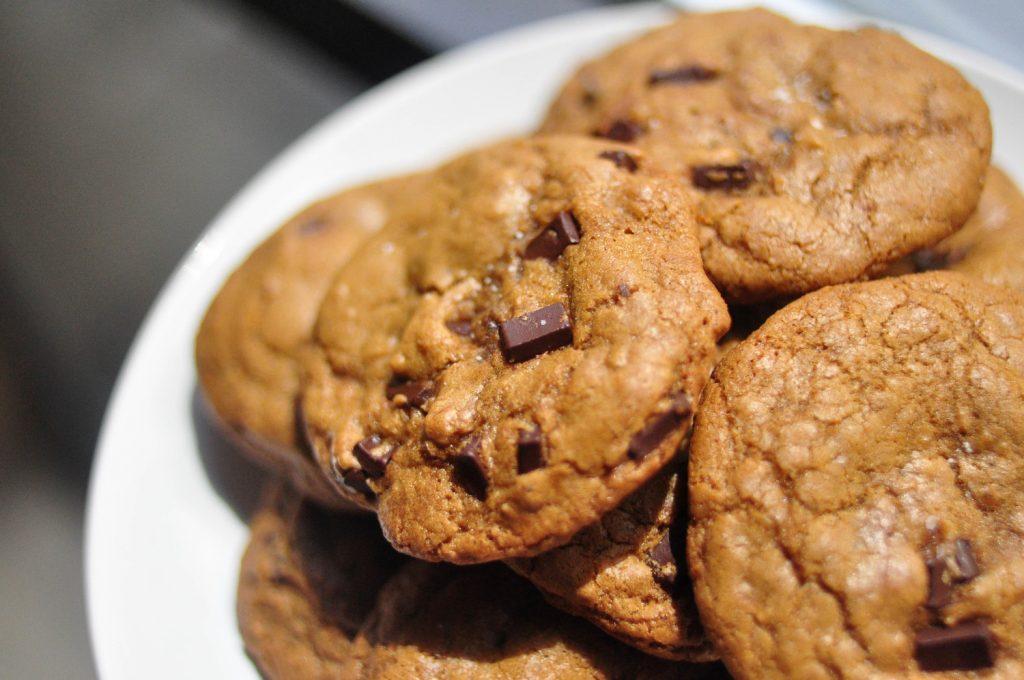 coconut-choc-chip-cookies
