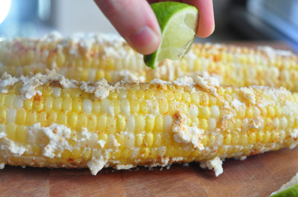Mexican street corn recipe leanne brown mexican street corn this recipe is from good and cheap forumfinder Choice Image