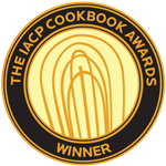 IACP Cookbook Awards Winner