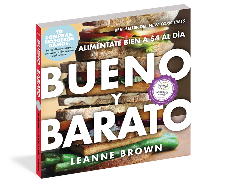 Finally spanish bueno y barato is here leanne brown at long last its happening the spanish version of good and cheap is out today and as always the pdf is free welcome to the world bueno y barato forumfinder Gallery